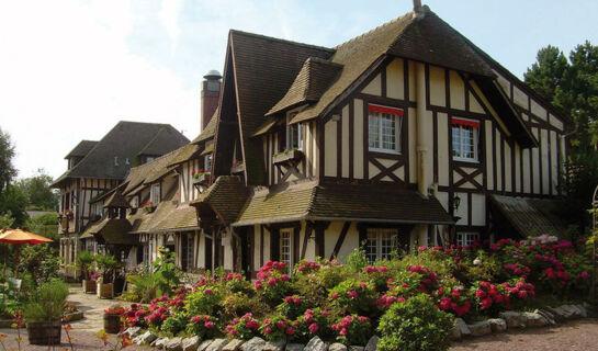 Hostellerie de la Vieille Ferme CrielsurMer France
