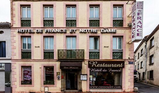 HÔTEL DE FRANCE Castelnaudary