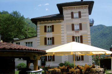 HOTEL RISTORANTE VILLA D'EPOCA Aurigeno