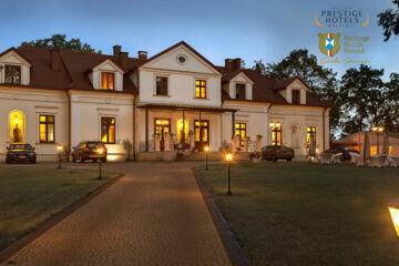 DWOR PREZYDENCKI BOUTIQUE HOTEL&SPA Zgłobice