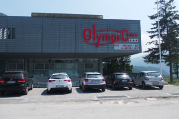 VILLAGGIO OLYMPIC CENTRE San Sicario