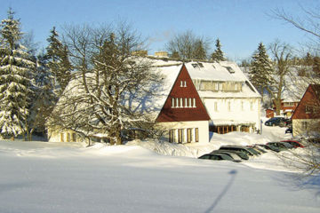 HOTEL LOCKWITZGRUND Altenberg