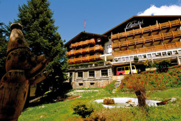 HOTEL ALPHUBEL Saas Fee