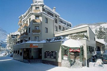 HOTEL CENTRAL (GARNI) Engelberg