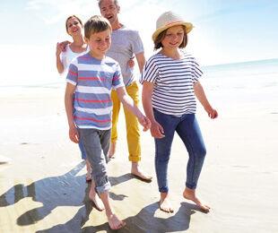 enfants pendant les vacances